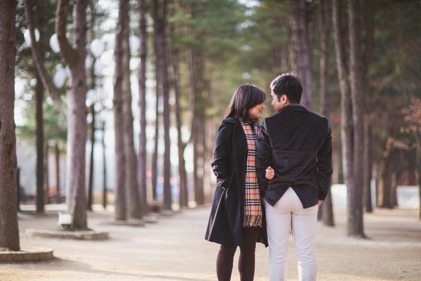 Yoo min sang Dating
