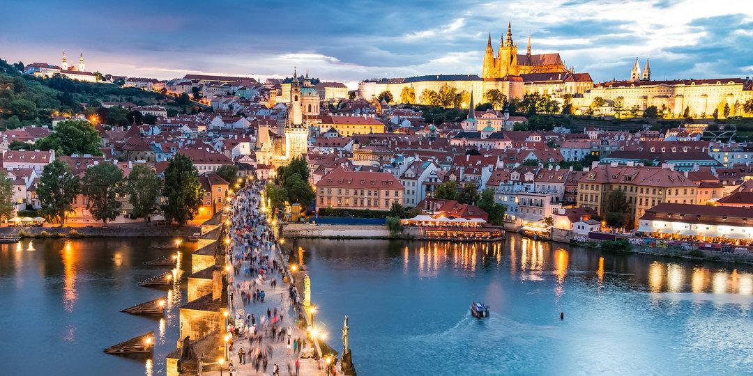 Прага на 3 дня из москвы